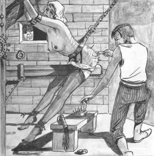 Bdsm pictures drawings