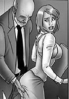 erenisch bdsm comics - the office
